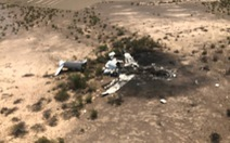 Chuyên cơ rơi tại Mexico, 13 người tử nạn