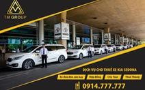Dịch vụ đưa đón khách hàng chuyên nghiệp tại sân bay