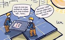 Biếm họa điện mặt giời