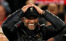 HLV Jurgen Klopp 'choáng' với chiến thắng trước Barcelona