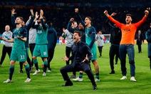 Nước mắt Ajax và nụ cười Tottenham