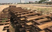 Sẽ xin ý kiến Thủ tướng vụ dỡ đường ray phân lô bán nền