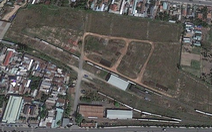 Công an vào cuộc vụ dỡ đường sắt Trạm vật tư Dĩ An phân lô đất nền