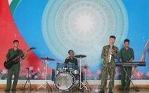 Ban nhạc đồng đội của trung đoàn 88