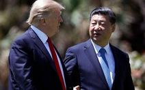 """'Tôi rất sung sướng vì hơn 100 tỉ USD từ Trung Quốc lấp đầy ngân khố Mỹ"""""""
