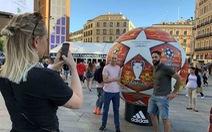 Madrid nhộn nhịp  đón trận chung kết