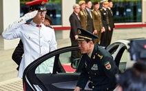 Bộ trưởng quốc phòng Mỹ, Trung thảo luận gì tại Shangri-La?