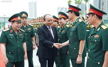 Thủ tướng muốn Viettel 'vươn lên sánh vai với Huawei, Google, Facebook'