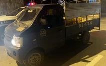 'Chôm' xe tải lái đi bán, ngồi chưa nóng ghế đã bị tóm