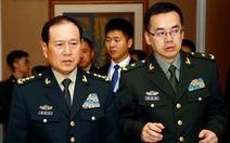 Mỹ-Trung 'đốp chát' nảy lửa ở Đối thoại Shangri-la