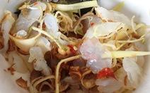 Nộm sứa mắm ruốc đầm Thị Nại: 'ăn cả thau vẫn còn thèm'