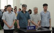 Nguyên chủ tịch Vinashin và đồng phạm hầu tòa vụ nhận lãi ngoài từ Oceanbank