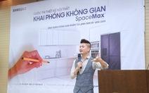 Tủ lạnh Samsung tạo cảm hứng thiết kế cho sinh viên Kiến Trúc