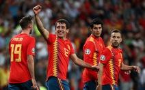 'Nhấn chìm' Thụy Điển, Tây Ban Nha giữ vững mạch toàn thắng