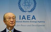 IAEA lo ngại khi Iran tăng cường sản xuất uranium