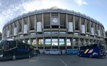 Cùng PV Tuổi Trẻ khám phá sân nhà của CLB Real Madrid