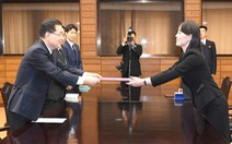 Em gái ông Kim đến chia buồn, gửi hoa viếng cựu đệ nhất phu nhân Hàn Quốc