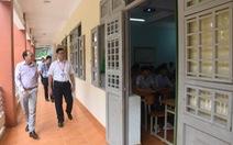 Thứ trưởng Bộ GD - ĐT: Cần chọn cán bộ có phẩm chất tốt tham gia kỳ thi