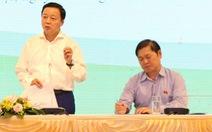 Đề xuất sửa quy định, đấu giá đất để tạo vốn thực hiện các dự án BT