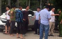 Làm rõ vụ xô xát bao vây xe ở Đồng Nai có liên quan công an hay không