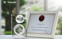 Chuyển đổi trải nghiệm khách hàng, Manulife được báo chí Anh vinh danh