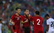 U23 Việt Nam lên kế hoạch đá giao hữu với U23 Nigieria