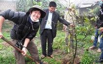 Chàng trai Nhật bảo vệ môi trường Việt Nam
