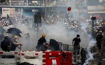 Báo Trung Quốc nói biểu tình 'vô trật tự', chỉ gây hại cho Hong Kong