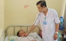 TP.HCM: sốt xuất huyết có dấu hiệu tăng