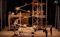 Chương trình biểu diễn nghệ thuật xiếc tre của Việt Nam tại Sydney