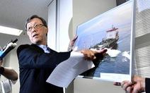Tàu Nhật bị trúng 'vật thể bay' chứ không phải ngư lôi