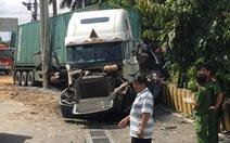 Tạm giữ tài xế xe container gây tai nạn làm 5 người chết ở Tây Ninh
