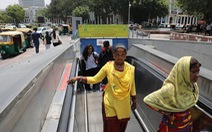 Miễn phí giao thông công cộng cho phụ nữ gây tranh cãi dữ dội ở Ấn Độ