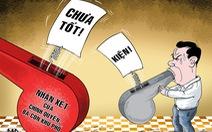 Bị nhận xét 'hách dịch, lãng phí', một CSGT khởi kiện
