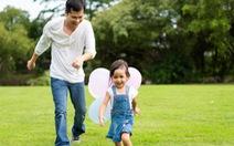 Ngày của cha: Gần về đến nhà, trái tim đập loạn xạ...