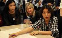 Sinh viên quốc tế đến Việt Nam học kỹ năng lãnh đạo