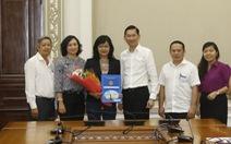 Bà Trần Mai Phương làm phó giám đốc Sở Tài chính TP.HCM