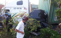 Vụ tai nạn chết 5 người: Tài xế khai do buồn ngủ