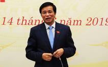 Tổng thư ký Quốc hội: Cá nhân tôi không đồng tình thu 'phí chia tay'