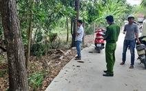 Bắt nghi can trong nhóm truy sát ba cha con thương vong