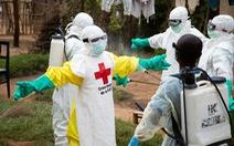 WHO chưa xem dịch Ebola là tình trạng nguy cấp toàn cầu