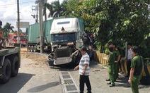 Vụ tai nạn 5 người chết: Đưa mẹ 88 tuổi lên Sài Gòn chữa bệnh thì gặp nạn