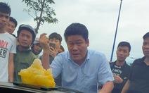 Xác định 10 nghi can trực tiếp vây xe chở công an ở Đồng Nai