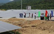 Ninh Thuận khánh thành nhà máy điện mặt trời thứ 6