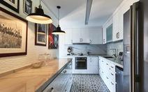 Hương vị Đông - Tây hòa quyện trong không gian sống của nhà thiết kế nội thất đa tài