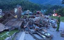 Chưa rõ nguồn gốc xe biển số Lào trong vụ tai nạn thảm khốc tại Hòa Bình
