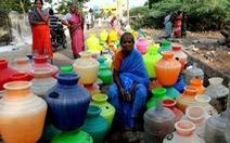 Thành phố lớn thứ 6 Ấn Độ cạn nước, nguy cơ 'bị xóa sổ'