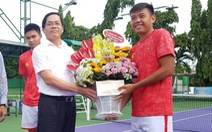Lý Hoàng Nam quyết tâm thăng hạng Davis Cup