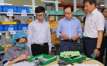 Samsung hỗ trợ cải tiến, 60 doanh nghiệp Việt tăng 90% năng suất
