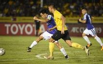 Hòa Ceres 1-1, Hà Nội nắm lợi thế trước trận lượt về